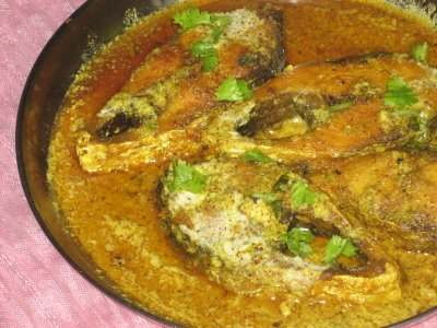 Hilsha Fish Curry