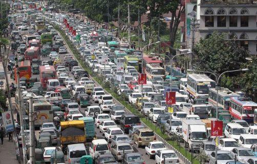 traffic spuren