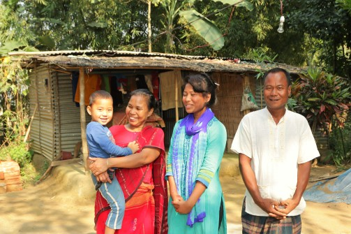 Kalsindur Moyanas Familie