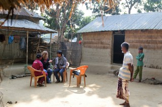 Kalsindur Sajeda interview
