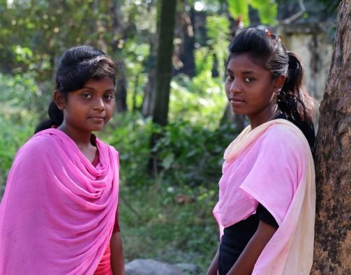 Kalsindur Sitia + Schwester