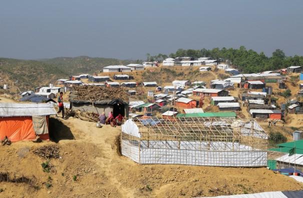 Camp hüttenkonstruktion