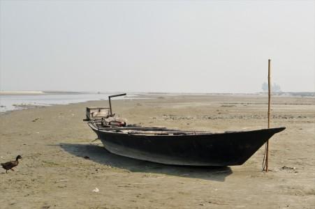 Gaibandha Fischerboot