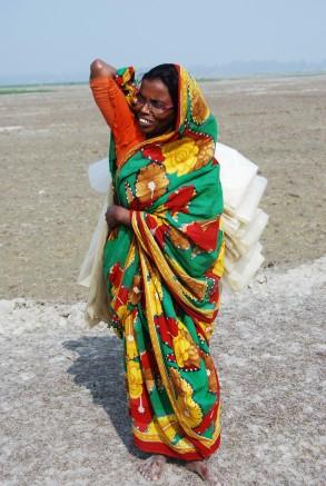 Gaibandha Frau