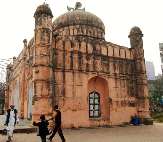 old dhaka moschee2