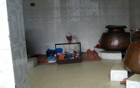 Sylhet Shrine of Hazrat Shah Jalal (16) bearbeitet