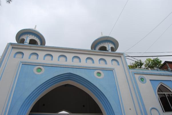 Sylhet Shrine of Hazrat Shah Jalal (4)