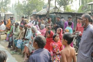 Rubels Dorf committee distribution versammlung
