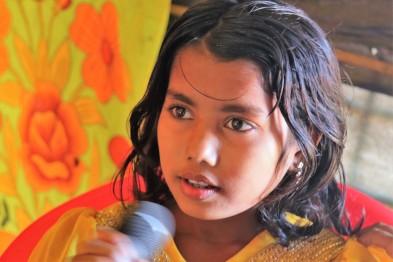 Sahera, 10 Jahre groß