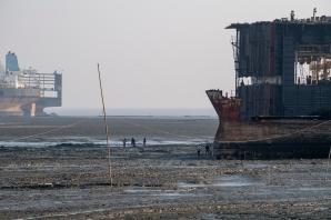 Abwrackhafen Chittagong Foto Jürg Vifian (3)