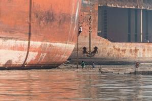 Abwrackhafen Chittagong Foto Jürg Vifian (9)